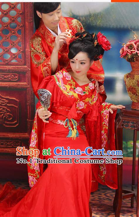Wedding Attire Names by Standard Hanfu Attire