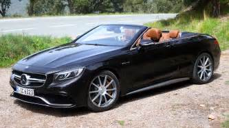 drive 2017 mercedes amg s63 cabriolet