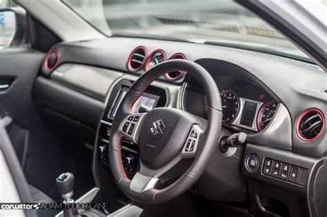 Suzuki Inside Suzuki Vitara S Review Carwitter
