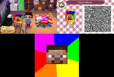 Animal Crossing New Leaf Memes - animal crossing new leaf steve head meme by raquinze on