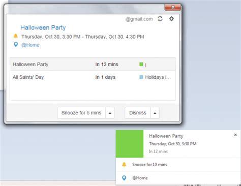 Calendar Desktop Notifications How To Enable Desktop Notifications For Events In