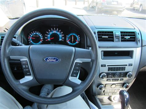 2010 Ford Interior by 2010 Ford Fusion Interior Pictures Cargurus