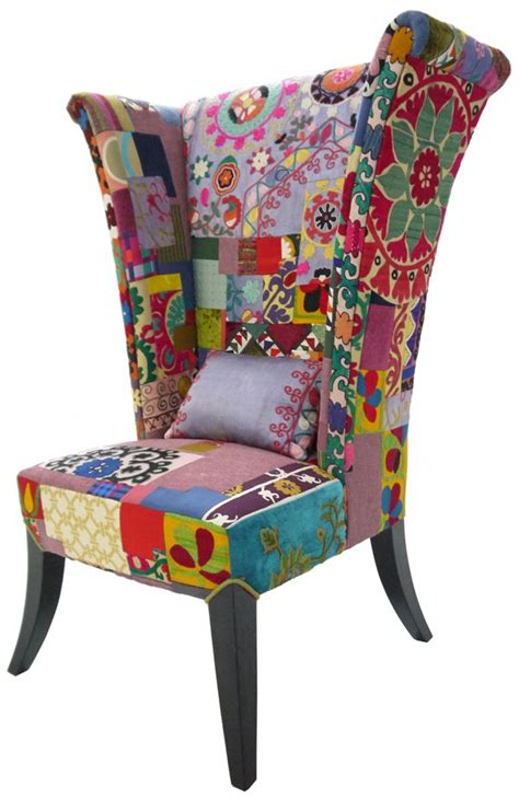 Colorful Chair by The Colorful Prague Chair From The Xalcharo Collection