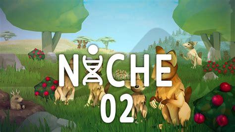 niche a genetics survival game free download v0 0 7 pc games niche genetics survival game 02 death gameplay let s