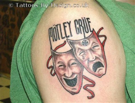 new tattoo motley crue motley crue album cover tattoo