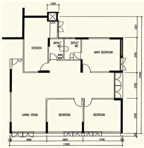 hdb floor plan hdb singapore renovation joy studio design gallery