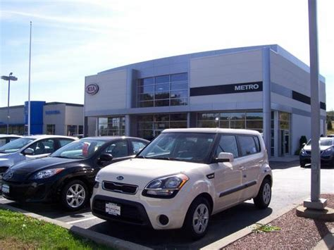 Kia Dealer Access Grieco Kia Johnston Ri 02919 3237 Car Dealership And