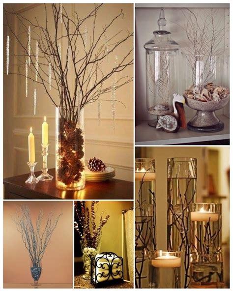 como decorar un portaretrato con ramas 5 decorar con ramas secas ideas r 250 sticas y geniales para tu