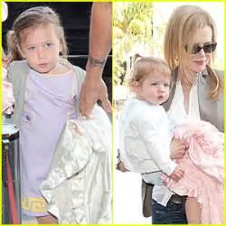 Kidman Celebrates Troubled Husbands Birthday With Watts by Kidman Cannes Make It Work Babies