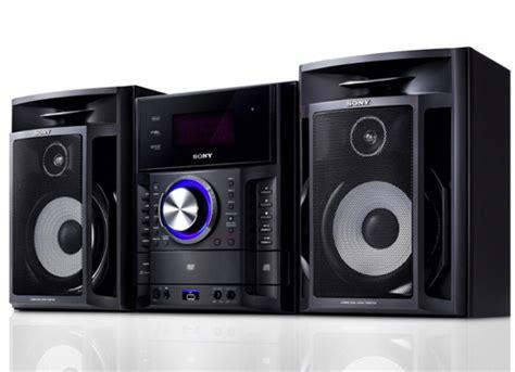 Speaker Mini Sony sony mhc gzr777d mini hi fi system sony mhc gzr777d mini