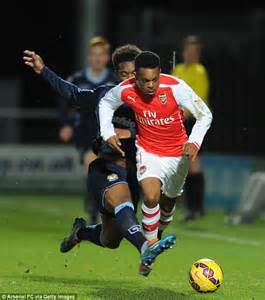 arsenal u18 arsenal under 18s crash out of fa youth cup following 3 2
