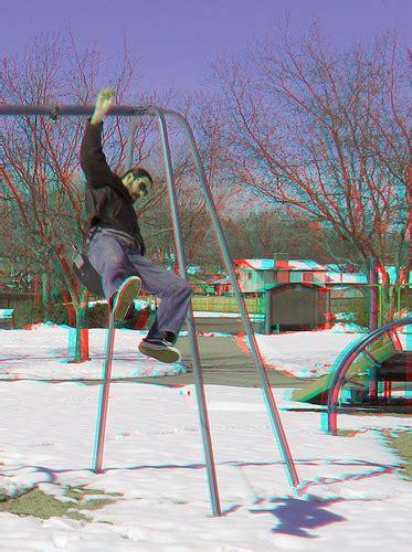 swing jump 3d manifesto photo sets swing jump anaglyh 3dmanifesto jpg