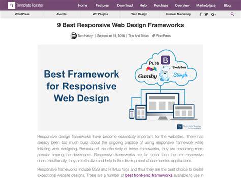 html responsive design framework popular design news of the week september 4 2017