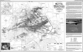 Butte Montana Map by Usgs Ofr 2004 1451 Cartography At The Montana Bureau Of