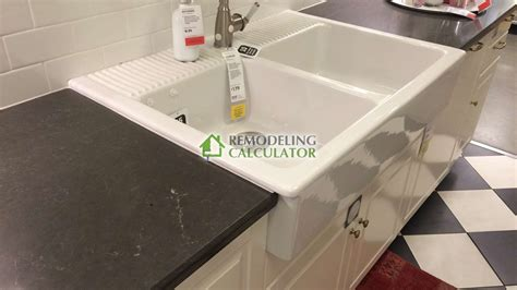 Granite Countertops Cost Guide For 2018 The Counter Kitchen Sinks