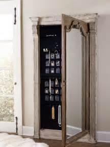 diy mirror jewelry armoire 25 best jewelry armoire ideas on jewelry