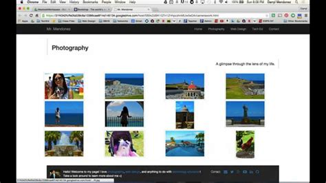 website tutorial video how to create a lightbox photo gallery in a bootstrap 3