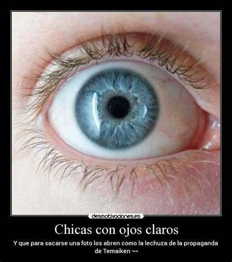 imagenes de ojos verdes y azules chicas con ojos claros desmotivaciones