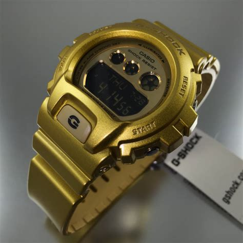 s gold casio g shock s series gmds6900sm 9