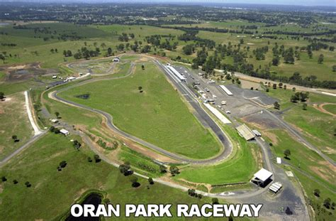 Oran Park before developements   Oran park