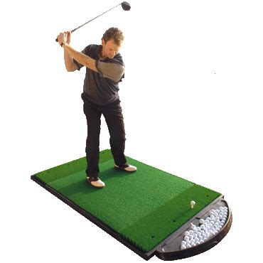 Best Golf Hitting Mat by Fiberbuilt 4 Quot X6 Quot Dual Sided Golf Hitting Mat Esylla