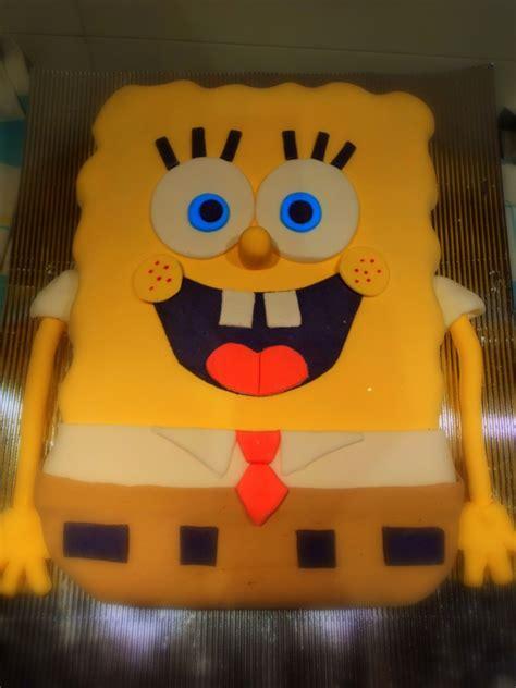 spongebob in cucina torta spongebob cristina in cucina