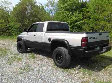1999 dodge ram 1500 4x4 lifted on xd 20 s and 38 s needs engine work find used 1999 dodge ram 1500 laramie extended cab 4x4 lifted in lynchburg virginia united states