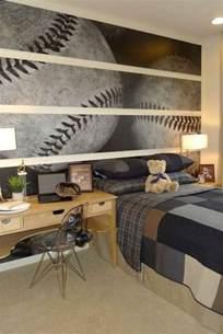 Agréable Deco Chambre Garcon Ado #5: Deco-chambre-ado-garcon-decoration-murale-couverture-de-lit-garcon-moquette-beige.jpg