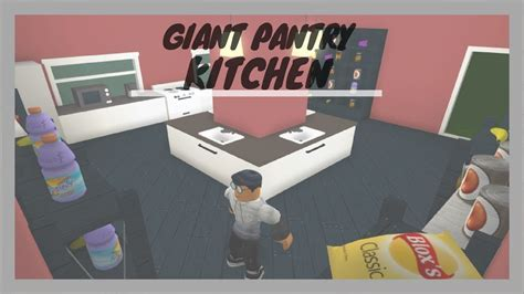 How To Build A Giant Pantry / Kitchen : Welcome To