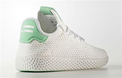adidas tennis hu another colorway of the pharrell x adidas tennis hu is on