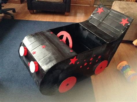 How To Make A Race Car Out Of Paper - 24 best images about cardboard box cars on