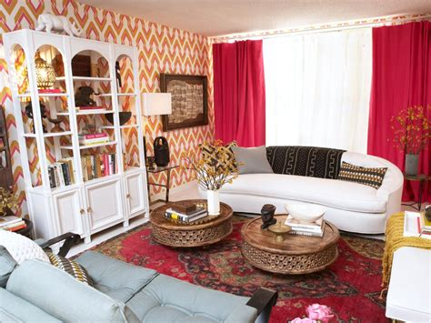 eclectic living room furniture photo page hgtv