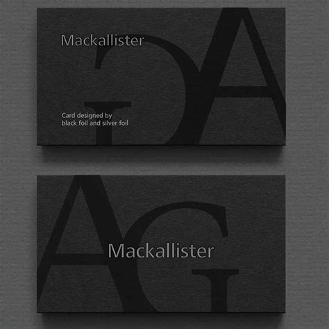 matte black business card template matte black business cards design image collections card