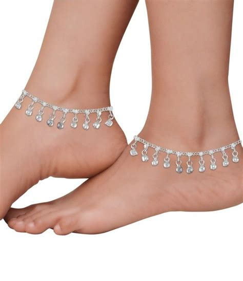 Pretty Anklets by Buy Anklets Anklets India Payal Anklets