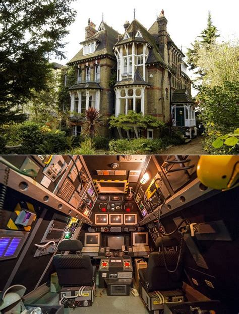 house spaceship attic let s go halvsies 5 million mansion with