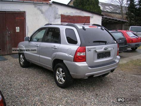 Kia Sportage 2005 Fuel Consumption 2005 Kia Sportage 2 0 Crdi Aut Ex 4x4 Truck Acceptance