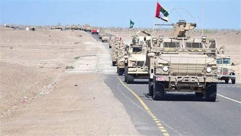 emirates yemen fresh uae troops join yemen war khaleej times