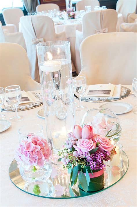 candele galleggianti centrotavola centrotavola per matrimoni addobbi floreali per