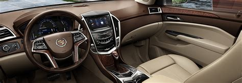 Cadillac Srx Interior by Cadillac Srx Interior Special Features Pictures To Pin On