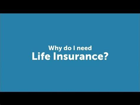 do i need life insurance to buy a house why do i need life insurance youtube