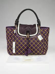 Purse Deal Marc Leather Shopper Tote by Marc Purple Leather Flap Tote Bag Yoogi