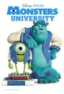 pics photos monsters university poster