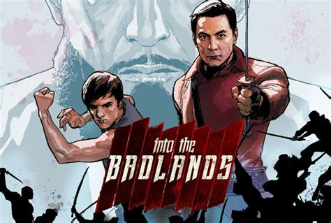 out of the badlands tv show amc s into the badlands has come out with its own comic