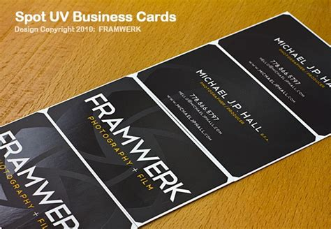 spot uv business card template 337 best images about business cards on black