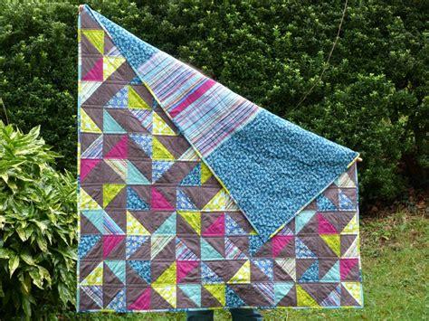 patchwork moderne plaid l atelier d