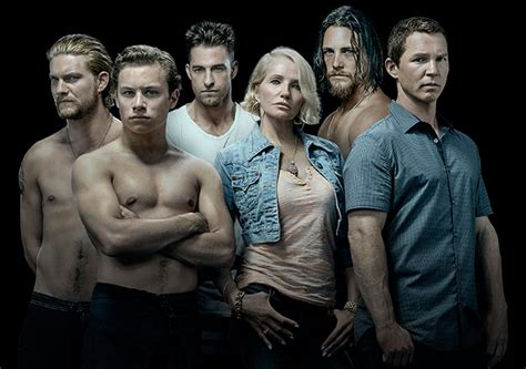 film drama series terbaik watch first trailer for animal kingdom tv series based