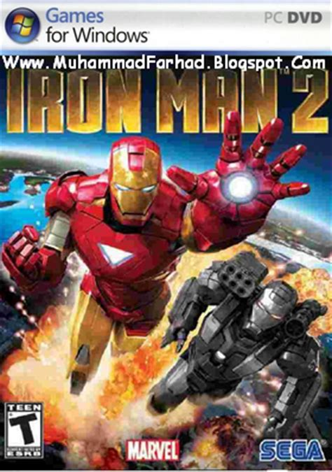 Iron man 2008 pc game full version free download