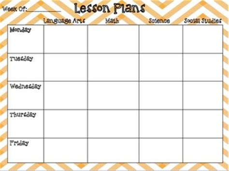 free editable weekly lesson plan template search results for editable weekly lesson plan template
