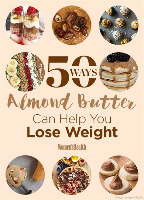 that can help you lose weight when women talks about hair makeup 50 almond butter hacks for weight loss