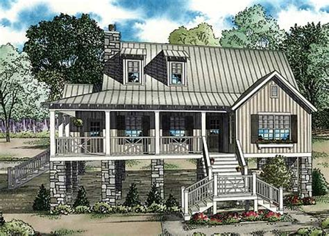 raised cottage house plans raised house plans brucall com